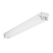 Lithonia Lighting / Acuity C232-MV Lightquick® XD 2-Light Row Installations/Surface/Suspended Mount C Series Fluorescent Striplight Fixture; 32 Watt, White, 48 Inch Length, Lamp Not Included