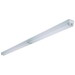 Lithonia Lighting / Acuity TC232-MV Lightquick® XD 4-Light Row Installations/Surface/Suspended Mount TC Series Fluorescent Striplight Fixture; 32 Watt, White, 96 Inch Length, Lamp Not Included