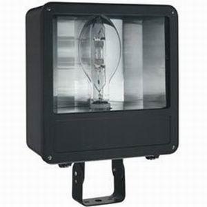 Lithonia Lighting / Acuity F400ML-SCWA 1-Light Pole/Wall/Yoke Mount Medium Metal Halide HID ...
