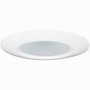 Lithonia Lighting / Acuity 7O1-TOR-R12 Wide Flanged 6 Inch Open Shallow Trim; Aluminum