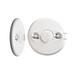Watt Stopper DT-355 Dual Technology Line Voltage Occupancy Sensor; 347 Volt AC, 1000 Sq ft, White, Ceiling Mount