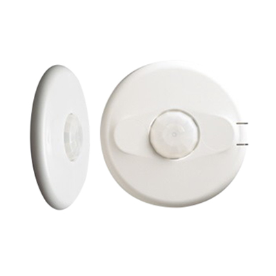 Watt Stopper CI-300 Passive Infrared Sensor; 24 Volt DC, 1200 Sq ft, White, Ceiling Mount