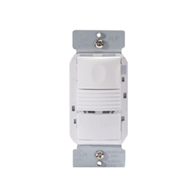 Watt Stopper PW-100-LA Wall Mount Passive Infrared Occupancy Sensor; 347 Volt AC, White