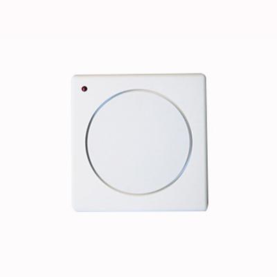 Watt Stopper W-500A Ultrasonic Sensor; 24 Volt DC, 500 Sq ft, White, Ceiling Mount