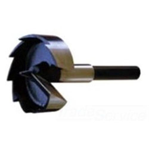 L.H. Dottie SDF134 HSS Speed D Feed Bit; 1-3/4 Inch, 5 Inch OAL
