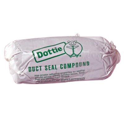 L.H. Dottie LHD1 Duct Sealant; 1 lb, Bag
