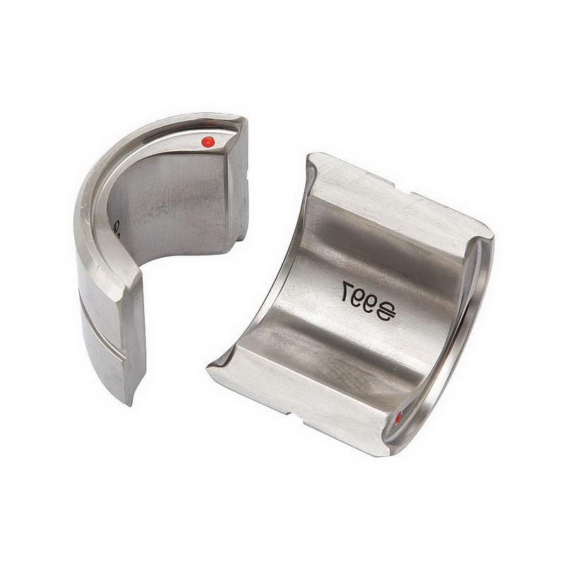 Hubbell Electrical / Burndy U997 Index 997 Circular Non-Butting U Die Set; Stainless Steel, Orange
