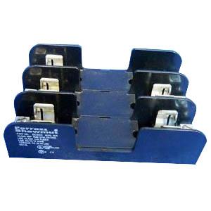 Ferraz Shawmut 60303 Class H/K Fuse Block; 30 Amp, 600 Volt AC, 3-Pole, Screw Mount