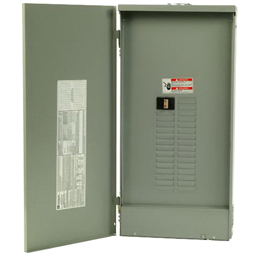Eaton / Cutler Hammer CH32B200R Main Breaker Load Center 200 Amp  120/240 Volt AC  1 Phase  32 Space  32 Circuit  3-Wire