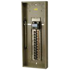 Eaton / Cutler Hammer CH42B200K Main Breaker Load Center; 200 Amp, 120/240 Volt AC, 1 Phase, 42 Space, 42 Circuit, 3-Wire, Flush/Surface