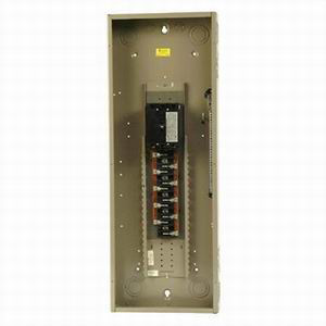 Eaton / Cutler Hammer CH42B3200L Main Breaker Load Center 200 Amp  208 Volt AC STAR/120 Volt AC  240 VoltAC  3 Phase  42 Space  42 Circuit  4-Wire  Flush/Surface