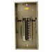Eaton / Cutler Hammer CH32L150D Main Lug Load Center; 150 Amp, 120/240 Volt AC, 1 Phase, 32 Space, 32 Circuit, 3-Wire, Flush/Surface