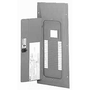 Eaton / Cutler Hammer CH8LF Load Center Cover; Flush Mount, NEMA 1 Indoor, For Size L Load Centers