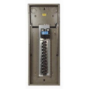 Eaton / Cutler Hammer CH24B200R Main Breaker Load Center; 200 Amp, 120/240 Volt AC, 1 Phase, 24 Space, 24 Circuit, 3-Wire