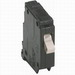 Eaton / Cutler Hammer CH150 Circuit Breaker; 50 Amp, 120/240 Volt AC, 1-Pole, Plug-On Mount