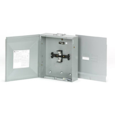 Eaton / Cutler Hammer CH4L125RP Main Lug Load Center; 125 Amp, 120/240 Volt AC, 1 Phase, 4 Space, 8 Circuit, 3-Wire