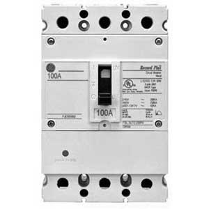 GE Distribution FERP3K175 Record Plus Molded Case Circuit Breaker 175 Amp
