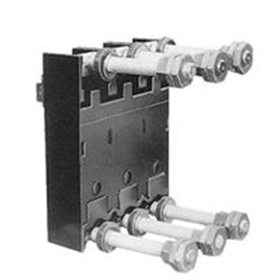 GE Distribution TCAL43 Circuit Breaker Lug; 125 - 400 Amp, 1-Pole, (1) 6 AWG-600 KCMIL, (2) 2/0 AWG-250 KCMIL Cu/Al