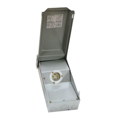 Ge Distribution T030n Twist Lock Temporary Power Inlet 30