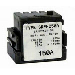 GE Distribution SRPF250A150 Rating Plug; 250/150 Amp, 600 Volt AC, 3-Pole