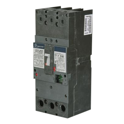 GE Distribution SFLA36AI0250 Spectra RMS™ Mag-Break® Molded Case Motor Circuit Breaker; 250 Amp, 600 Volt AC, 3-Pole