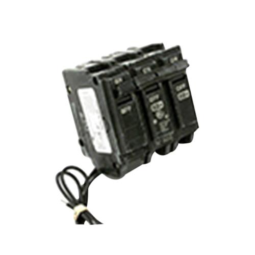 GE Distribution THQL2120ST1 Q-Line Molded Case Circuit Breaker; 20 Amp, 120/240 Volt AC, 2-Pole, Plug-In Mount
