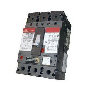 GE Distribution SELA36AI0060 Spectra RMS™ Mag-Break® Molded Case Circuit Breaker; 60 Amp, 600 Volt AC, 3-Pole