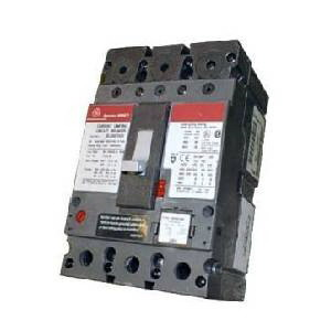 GE Distribution SELA36AI0007 Spectra RMS™ Mag-Break® Molded Case Circuit Breaker; 7 Amp, 600 Volt AC, 3-Pole