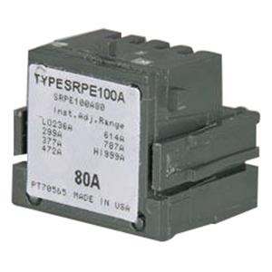 GE Distribution SRPE30A25 Spectra™ RMS SE Standard Rating Plug; 30/25 Amp, 600 Volt AC, 3-Pole
