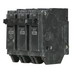GE Distribution THHQL32060 Q-Line Molded Case Circuit Breaker; 60 Amp, 240 Volt AC, 3-Pole, Plug-In Mount