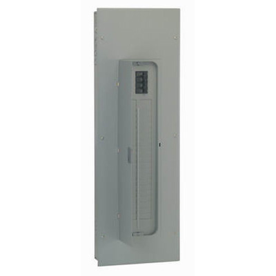 GE Distribution TM4020CCU PowerMark Gold™ Standard Main Breaker Load Center; 200 Amp, 120/240 Volt AC, 1 Phase, 1 Inch: 40 Space, 40 Circuit, 3-Wire, Flush/Surface