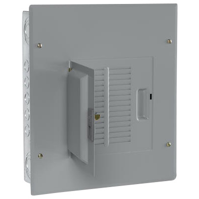 GE Distribution TLM1212CCU PowerMark Gold™ Standard Convertible Load Center; 125 Amp, 120/240 Volt AC, 1 Phase, 1 Inch: 12, 1/2 Inch: 42, 4, 24, 16, 20, 32, 40 Space, 24 Circuit, 3-Wire, Flush/Surface