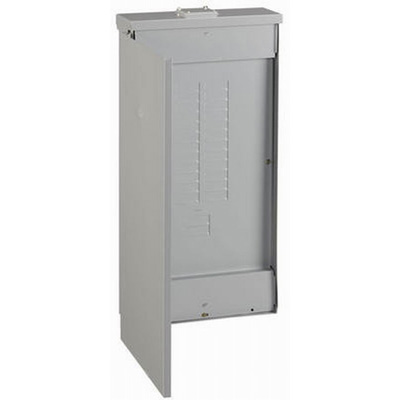 GE Distribution TLM2412RCU PowerMark Gold™ Standard Convertible Main Load Center; 125 Amp, 120/240 Volt AC, 1 Phase, 1 Inch: 24, 1/2 Inch: 42, 24, 12, 16, 20, 40 Space, 24 Circuit, 3-Wire