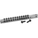 GE Distribution TGK24 Powermark Gold™ 24-Hole Load Center Ground Bar Kit; 24 Terminal, For Powermark Gold/Plus™ Loadcenter
