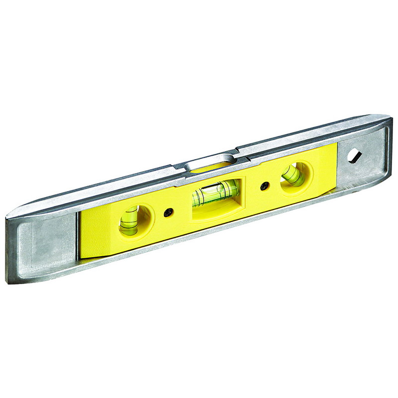 Ideal 35-205 Torpedo Level; 3 Vial, 9 Inch