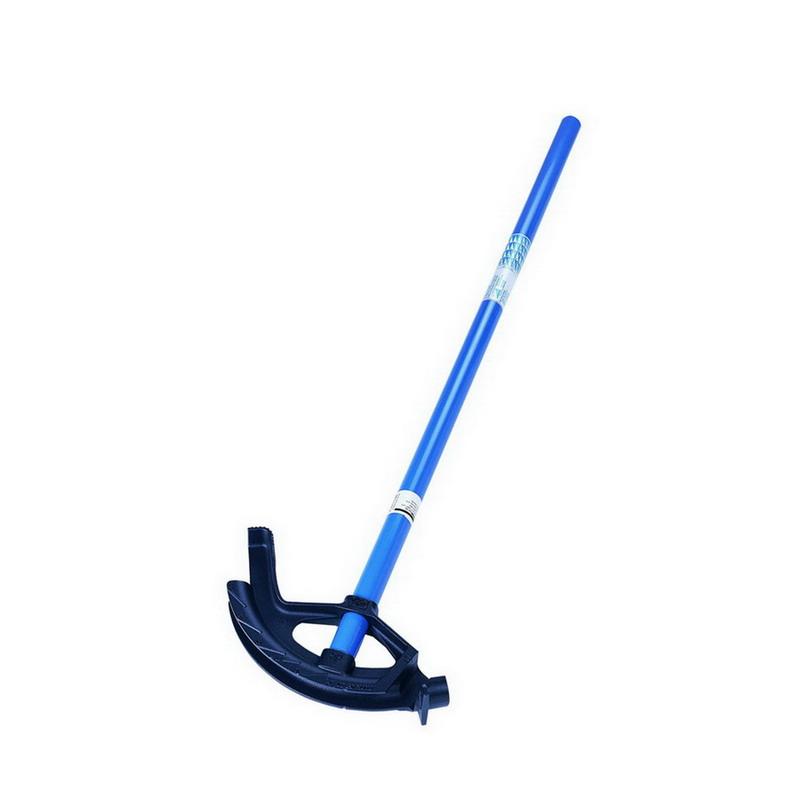 Ideal 74-028 Conduit Bender Head and Handle; 1 Inch EMT, 3/4 Inch Rigid/IMC Conduit, Ductile Iron