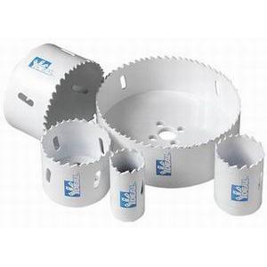 Ideal 35-373 IRONMAN™ Variable Pitch Hole Saw; 3 Inch, High Speed Steel, M3 Bi-Metal Teeth
