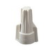 Ideal 30-641 Twister® Winged Wire Connector With Square Spring; 22 - 8 AWG, 3/22 AWG Min, 3/10 AWG MAX, Tan, 500/BG