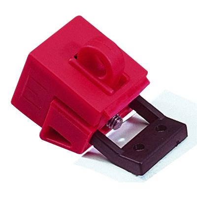 Ideal 44-809 Universal Breaker Lockout; 227 Volt, 1-Pole, Card of 3