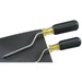 Ideal 35-203 Round Shank Screwdriver; 3/16 Inch Tip, 9-15/16 Inch Overall Length, Chrome Vanadium Steel Blade
