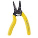 Ideal 45-615 Reflex™ Super T®-Stripper Wire Stripper; 16-8 AWG Solid, 18-10 Stranded Wire, Steel