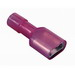 Ideal 83-9771 Fully Insulated Female Disconnect Terminal; 22 - 18 AWG, 25/BX