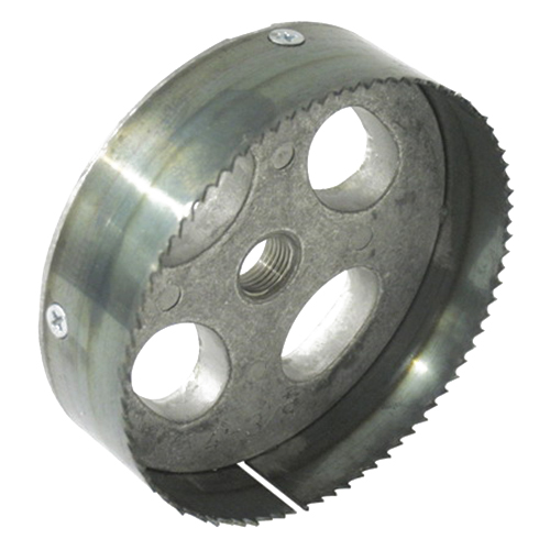 Greenlee 35714 Recessed Lighting Hole Saw; 6-5/8 Inch, Steel Toothed