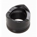 Greenlee 123AV Round Standard 2 Point Knockout Replacement Punch; 1.115 Inch Hole, 3/4 Inch Conduit/Pipe