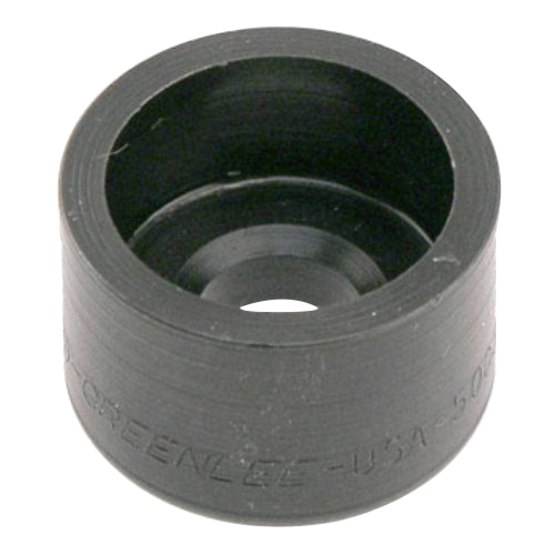 Greenlee 440AV Replacement Round Conduit Die; 1-1/2 Inch, Mild Steel
