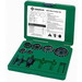 Greenlee 930 Ultra Hole Saw Cutter Kit; 7/8 - 2-1/2 Inch, High Speed Steel