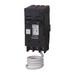 Siemens QF220 Circuit Breaker; 20 Amp, 120/240 Volt AC, 2-Pole, Plug-In Mount