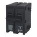 Siemens Q250 Circuit Breaker; 50 Amp, 120/240 Volt AC, 2-Pole, Plug-In Mount