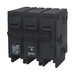 Siemens Q3100 Circuit Breaker; 100 Amp, 240 Volt AC, 3-Pole, Plug-In Mount