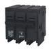 Siemens Q360 Circuit Breaker; 60 Amp, 240 Volt AC, 3-Pole, Plug-In Mount
